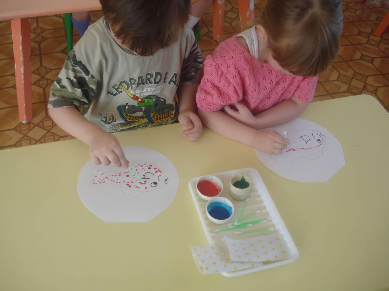 Конспект занятия для детей 3 лет фото